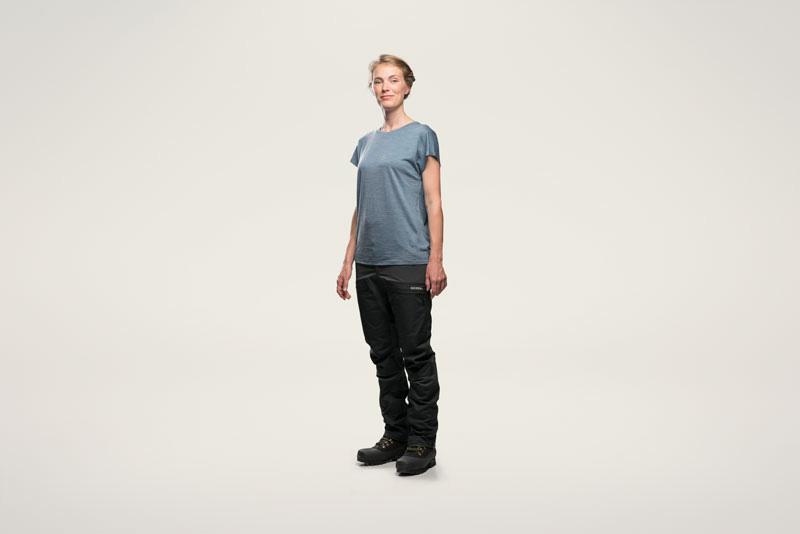 Norra Ljung pants women front