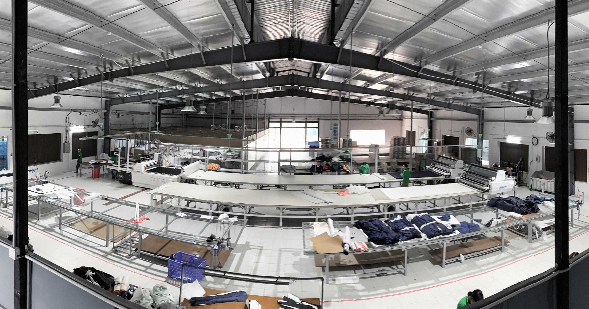 Ljung production facilities