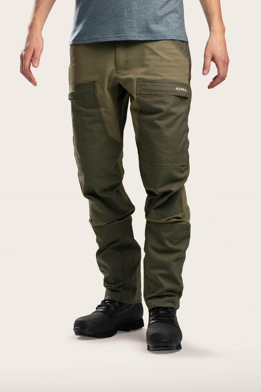 Norra Ljung Outdoor Pants Men front