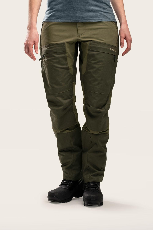 Norra Ljung Outdoor Pants Women front