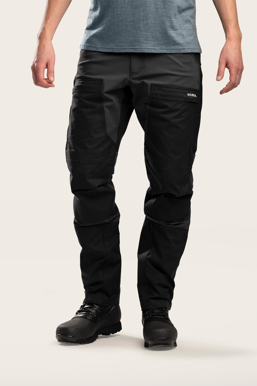 Norra Ljung Outdoor Pants Men front view