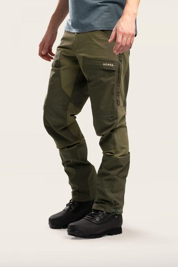 Norra Ljung Outdoor Pants Women side view
