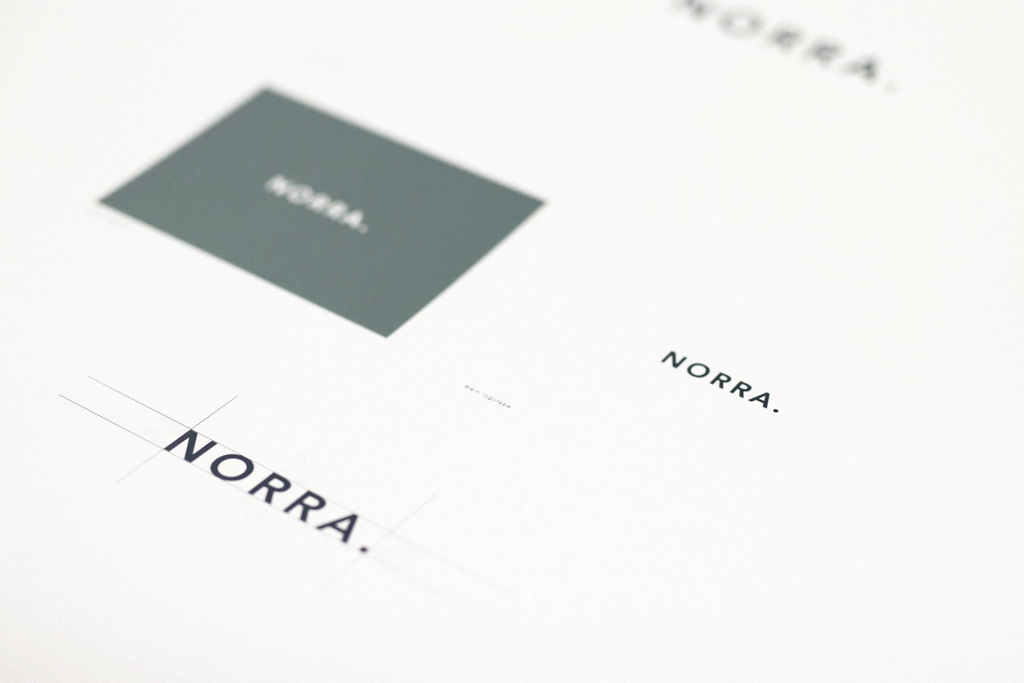 Norra logo