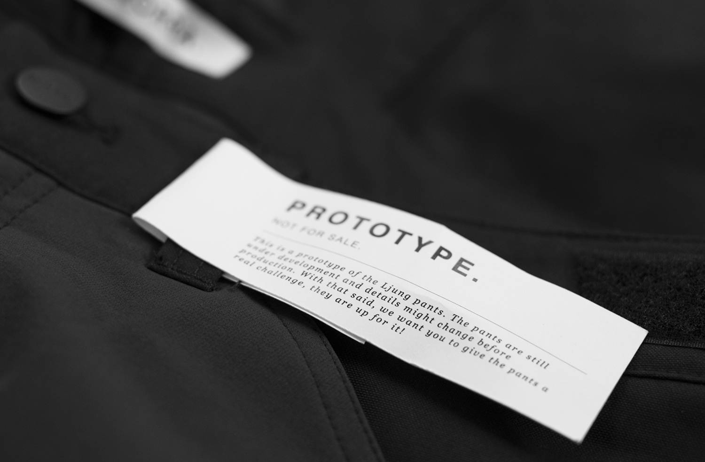 Prototype Ljung pants