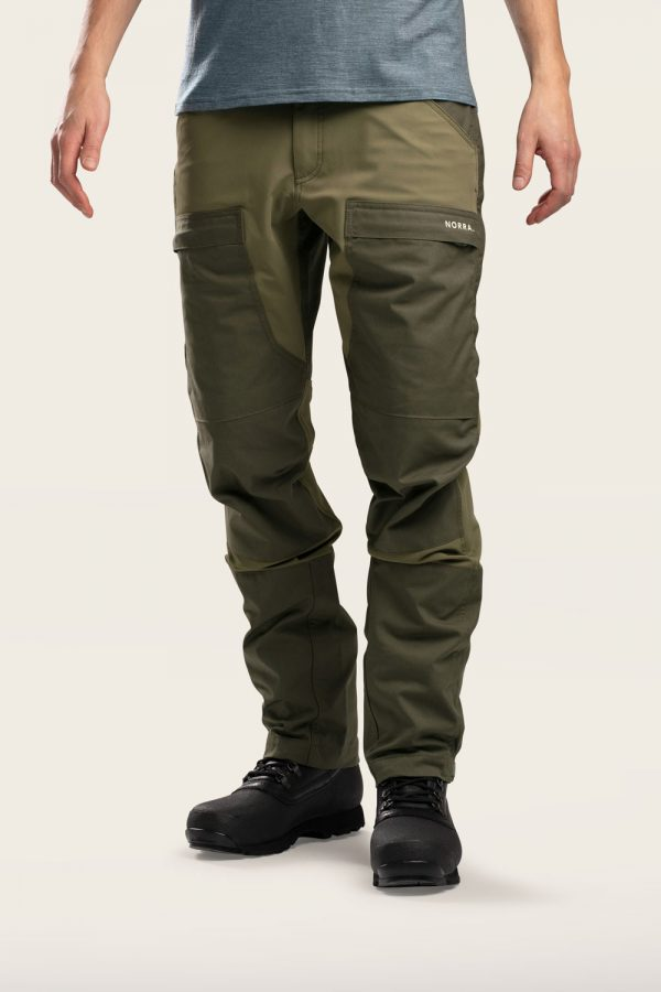 Norra Ljung Outdoor Pants Women front view