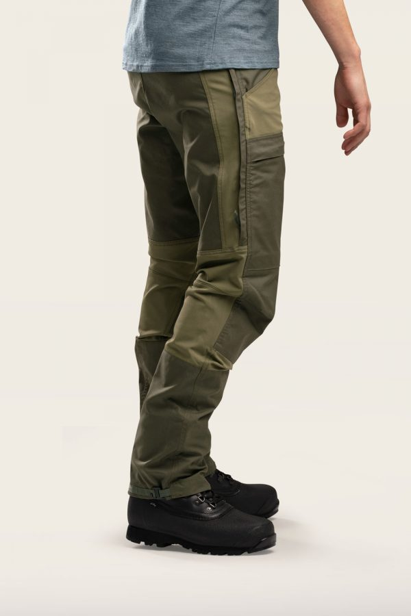 Norra Ljung Outdoor Pants Women side view